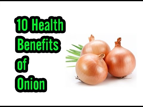 10 Health Benefits of Onion