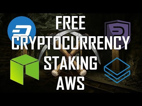 How To Stake POS Cryptocurrency Free For 12 Months With AWS (Amazon Web Services)