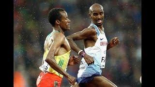 Mo Farah Lost Iaaf's 5000 meters Gold medal in London