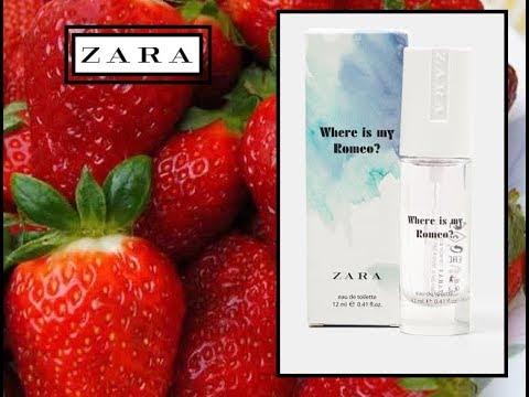 Paris Mon Is Zara My Where ¿clon Romeo Reseña De Perfume EIDH29