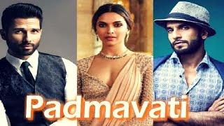 Padmavati : upcoming hindi Historical movie 2017 | latest news | Deepika Padukone  | Ranveer Singh