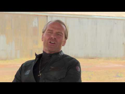 Resident Evil: The Final Chapter Iain Glen
