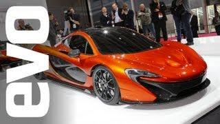 McLaren P1 Concept 2012 Videos