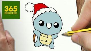 Download Youtube To Mp3 Como Dibujar Un Squirtle Para Navidad Paso