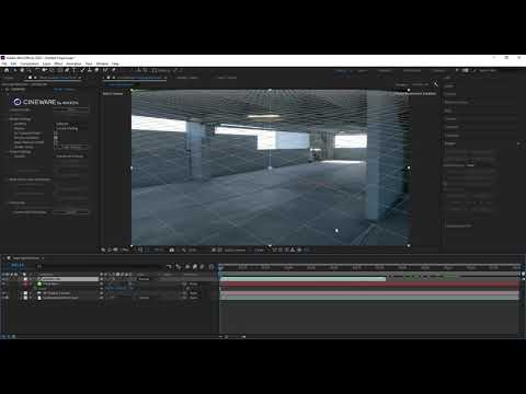 After Effects - Advanced - 3D Integration with Cinema4D