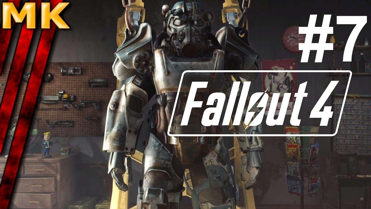 Fallout 4 - Teil 7 - Eine kleine Festung für mich bauen ...