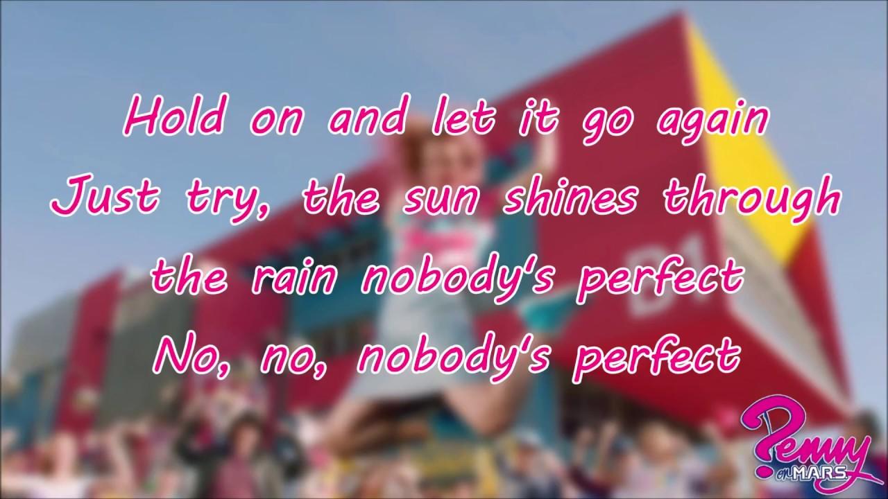 Magicdust Penny On M A R S Nobody S Perfect Lyrics Youtube Nobody nobody, nobody nobody nobody nobody, nobody nobody nobody nobody, nobody's perfect but you. magicdust penny on m a r s nobody s perfect lyrics