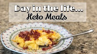 KETO MEAL IDEAS | DAY IN THE LIFE STAY AT HOME MOM