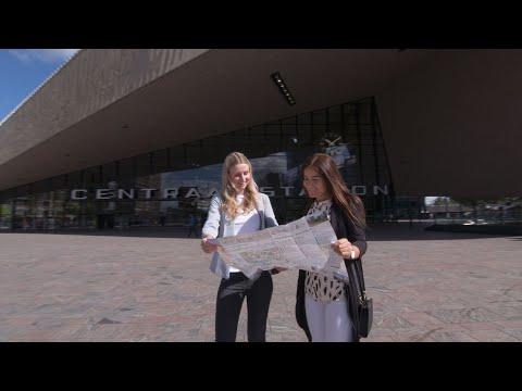 48 HOURS IN ROTTERDAM - Architecture: Mandy en Semra