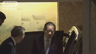 自民・二階氏と岸田氏 憲法改正と災害対策で一致(19/09/26)