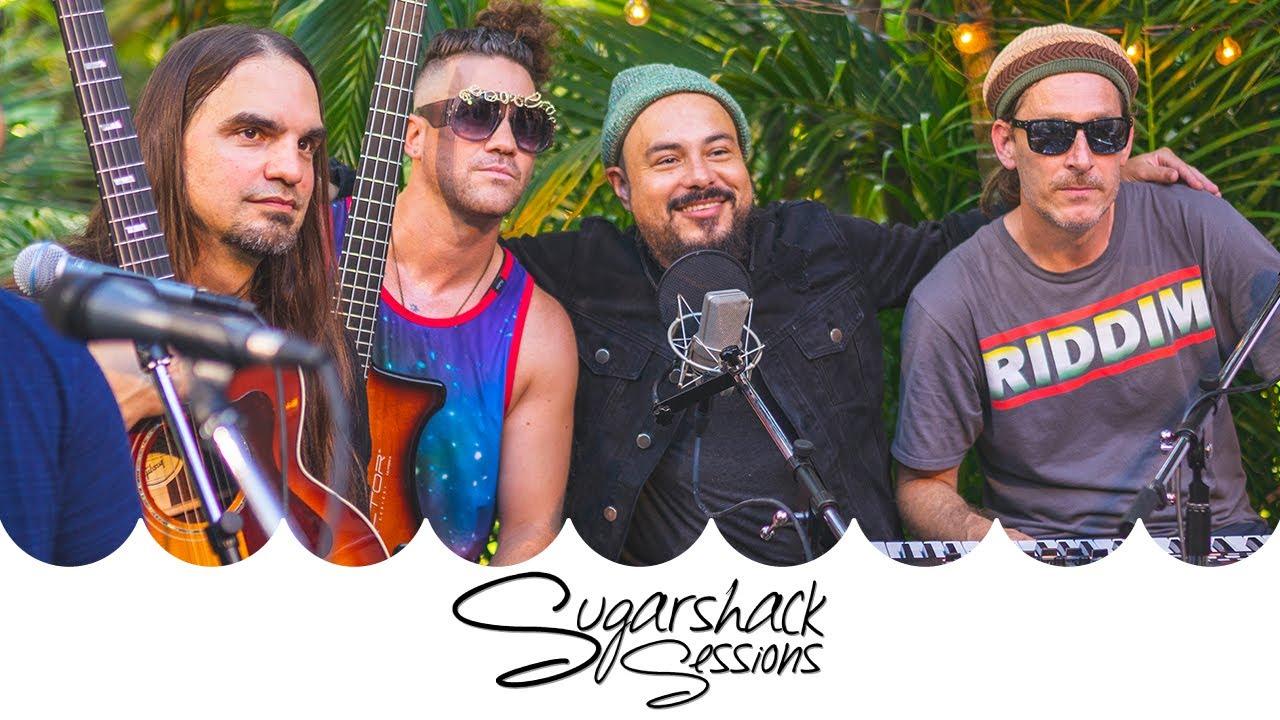 Locos Por Juana - Te Quiero Tener (Live Acoustic) | Sugarshack Sessions