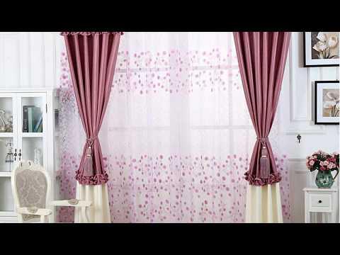 Beautiful Curtain Designs