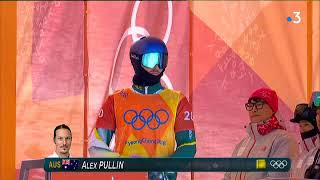 Finale de snowboardcross des JO 2018