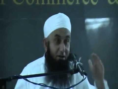 Maulana Tariq Jameel Bayaan in Islamabad Chamber of Commerce
