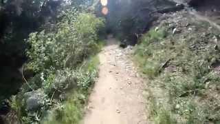 MTB - El Prieto Trail. Pasadena/Altadena, CA