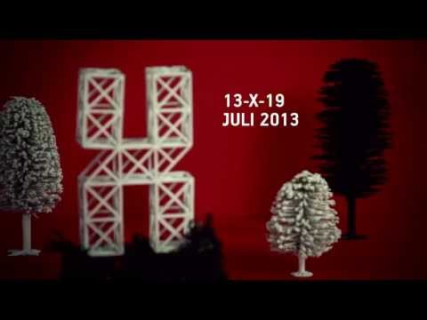 VALKHOF FESTIVAL 2013 | 13 t/m 19 juli | VALKHOF PARK NIJMEGEN | Gratis toegang | www
