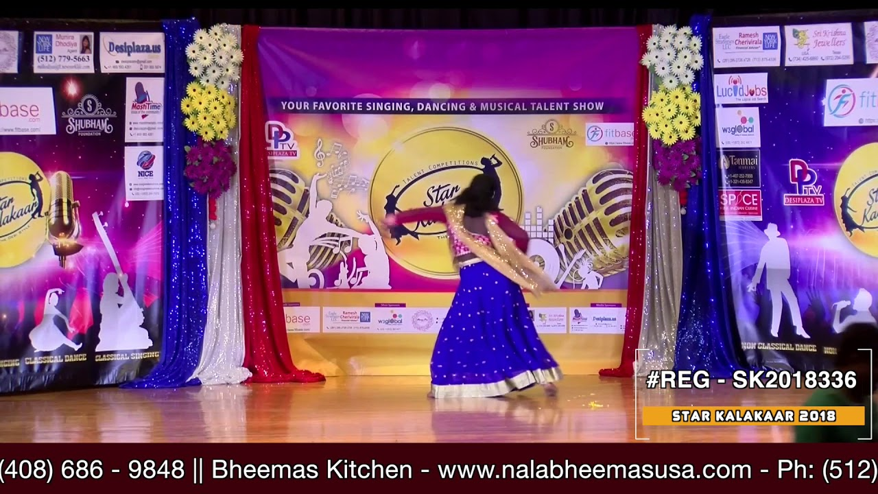 Registration NO - SK2018336 - Star Kalakaar 2018 Finals - Performance
