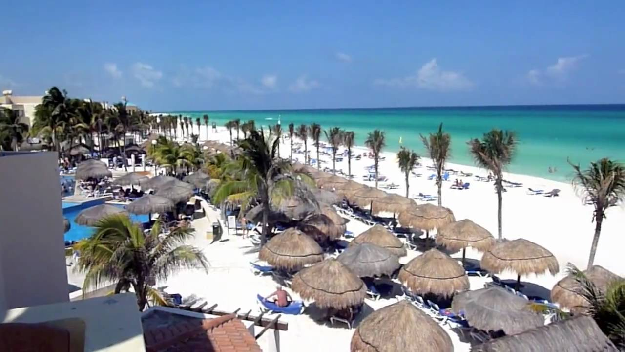 Viva Wyndham Maya - Playa del Carmen, Mexico (May 2010) - YouTube