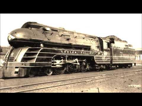 Lehigh Valley Railroad K-5 & K-6