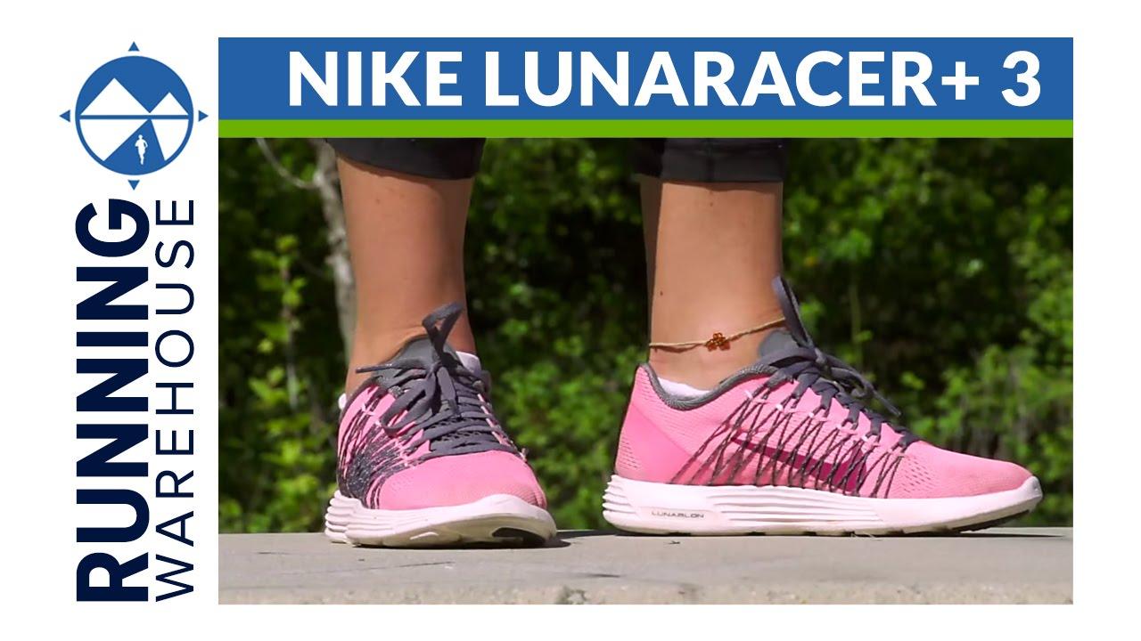 a62939663491 Nike LunaRacer+ 3 Shoe Review - YouTube