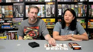 Unboxing of Maggie Prison Defender for The Walking Dead All Out War