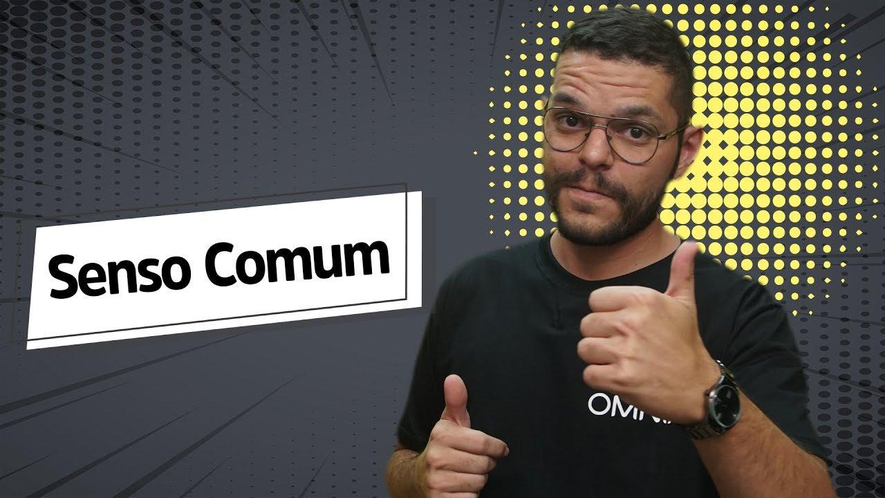 Download Senso Comum - Brasil Escola