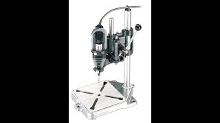 How To Review Dremel Moto Tool Drill Press 212 Type 2