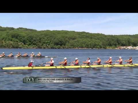 HY150 - Harvard/Yale Regatta - 2nd Varsity Race