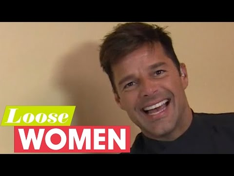 Ricky Martin On Coming Out, Raising His Sons And His Charity Work | Loose Women