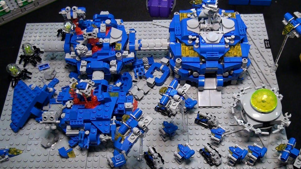 moon base lego batman 3 - photo #42
