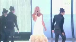 Eurovision 2009 - Semi Final - Sweden