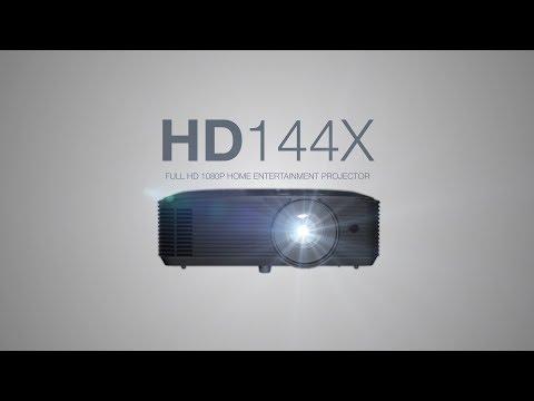 HD144X - big screen entertainment