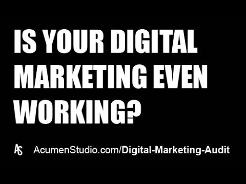 Digital Marketing Audit 2016