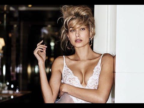 Hailey Baldwin Model 2017 Fashion Channel