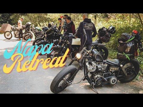 2020 NAPA RETREAT FULL MOVIE   MOTO CAMPING TRIP