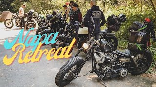 2020 NAPA RETREAT FULL MOVIE | MOTO CAMPING TRIP