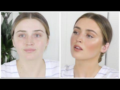 ⏱ HOW TO LOOK GOOD IN 5 MINUTES | allanaramaa