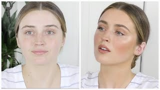 ⏱ HOW TO LOOK GOOD IN 5 MINUTES | allanaramaa
