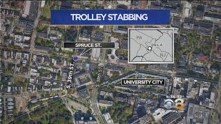 Police Arrest Suspect Who Allegedly Stabbed Man On SEPTA Trolley