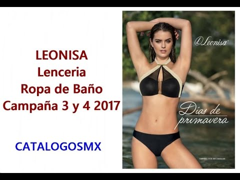 1e82b6dd23 Lenceria Leonisa Campaña 3 4 2017 by CatalogosMX - YouTube
