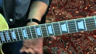 Dave Brubeck / Paul Desmond - Take Five Guitar Lesson Part 2 of 2