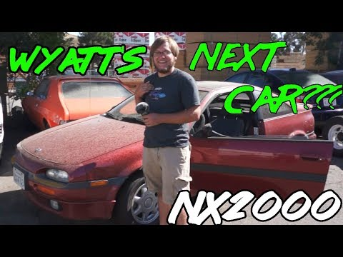 1991 Nissan NX2000 Review | T-Top Commuter