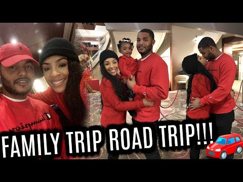 FIRST FAMILY TRIP OUT OF THE COUNTRY!! | Exploring Canada!!