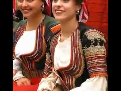 Bulgarian Arts And Crafts I - Clothes And Embroderies.wmv
