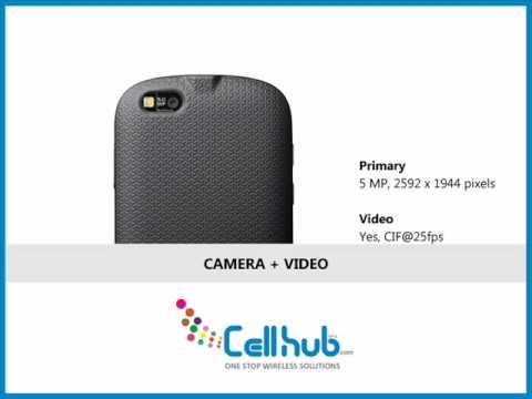 Motorola CLIQ XT By (www.cellhub.com)