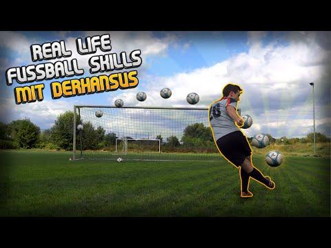 Real Life Fußball Skills Mit DerHansus