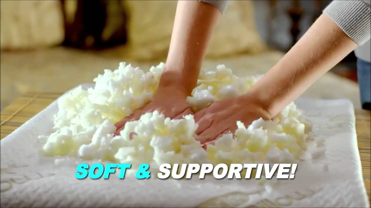 miracle bamboo pillow commercial as seen on tv chat