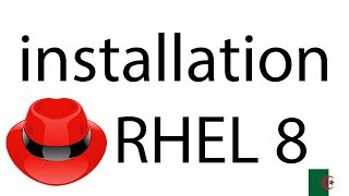 🔴 installation de Red Hat Linux Entreprise 8  ☁️