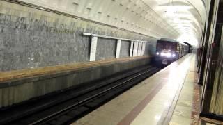 Moscow metro - Mayakovskaya station
