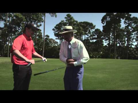 Team JPX Swing Coach Dr. Gary Wiren - Swing Tip #4 -